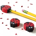 Ladybug Eraser Pencil Topper